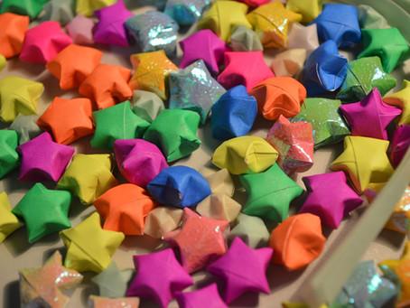 Por dentro do livro #2 - A Arte do Origami