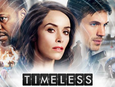Dica de Série: Timeless