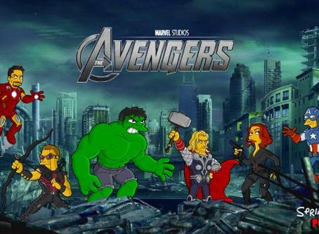 Mash-ups com Universo Marvel
