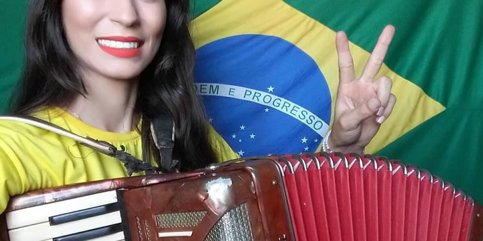 Live Yasmin Sanfoneira