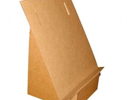 Perbedaan Cardboard dan Corrugated Display