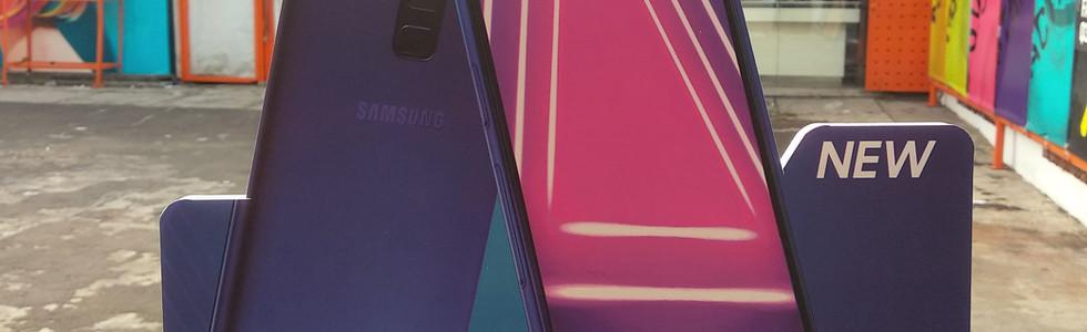 POP Hanging Display - Samsung Galaxy A6+