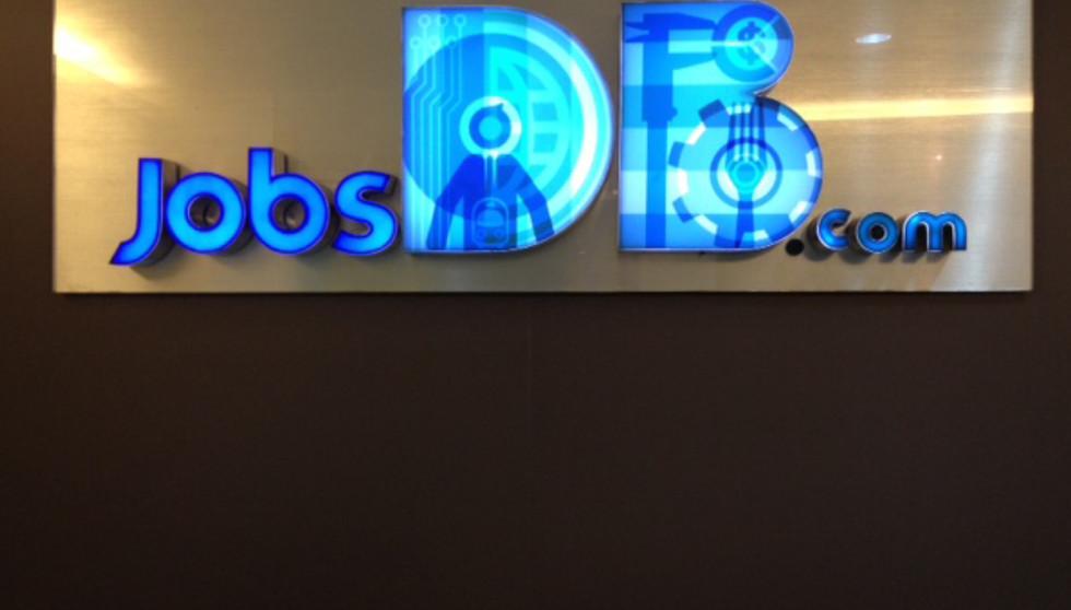 JobsDB Signage