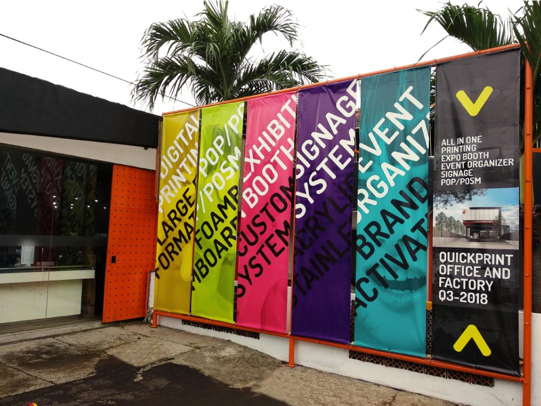 Quickprint - Custom Outdoor Banner