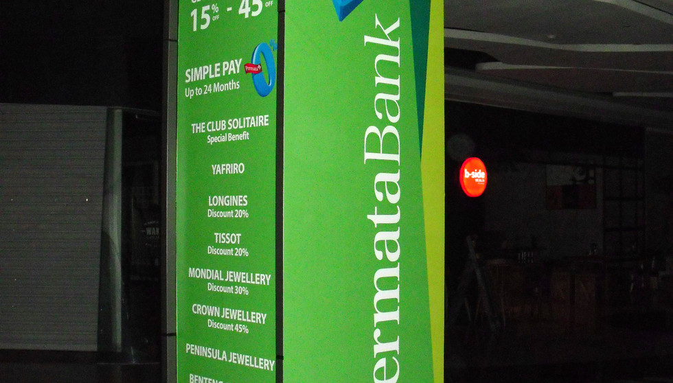 Pillar Branding - Permata Bank