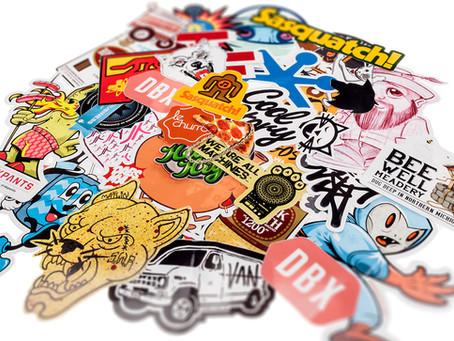 Tipe Sticker yang Perlu Anda Ketahui