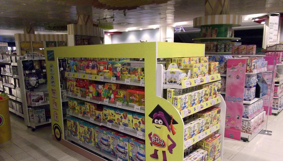 PVC Display - Play-Doh