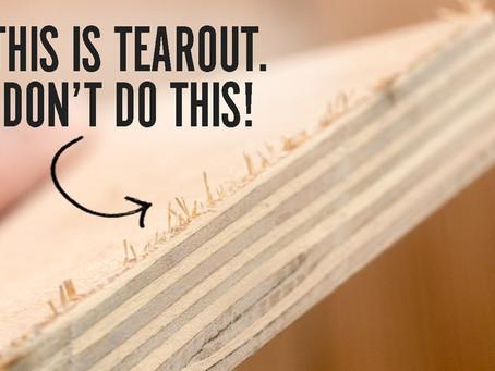 Cara Menghindari Suban Ketika Memotong Plywood