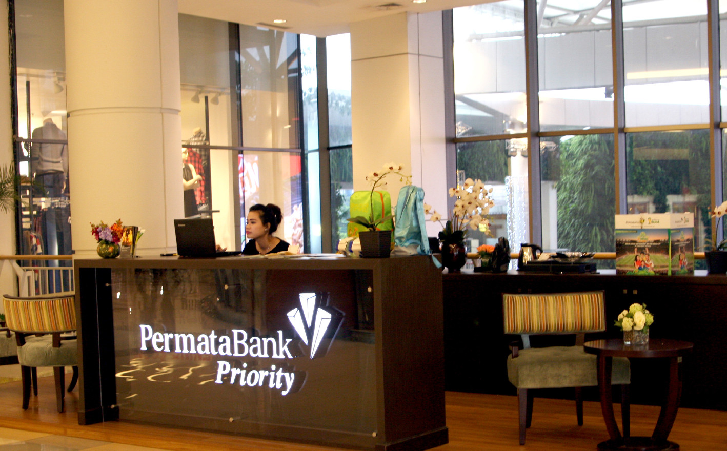 Permata Bank Lounge