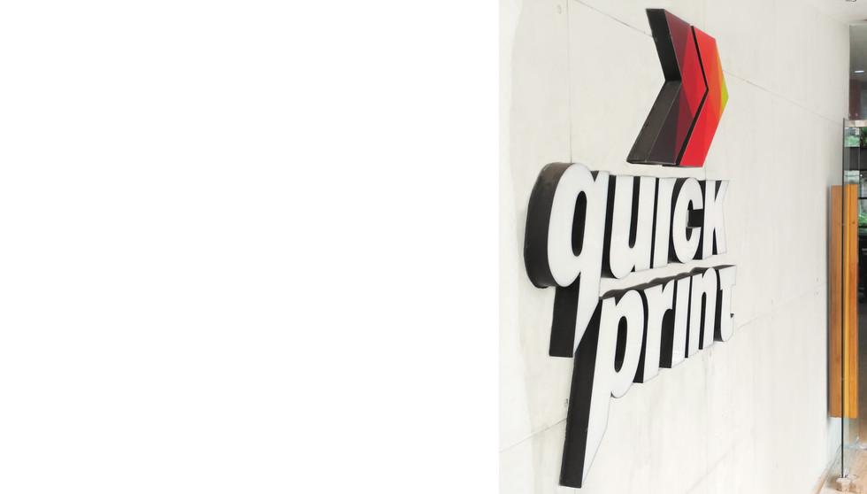Quickprint Signage