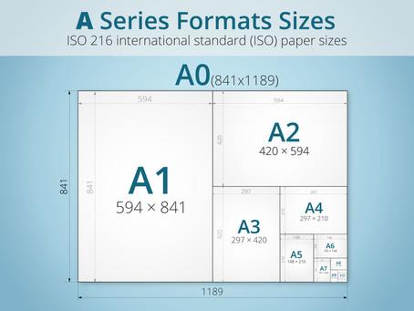 Format Kertas: Ukuran Standar dan Penggunaannya