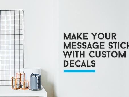 Tips Decals yang Perlu Anda Pahami