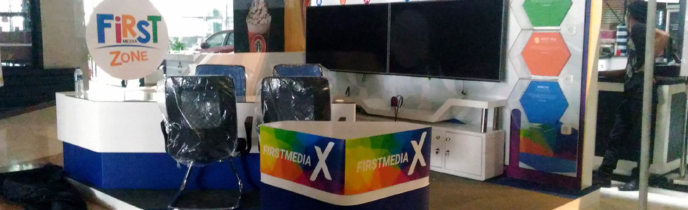 Firstmedia Booth