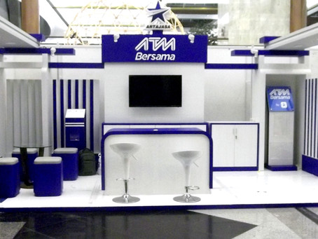 Exhbition Booth dan Trade Show Display