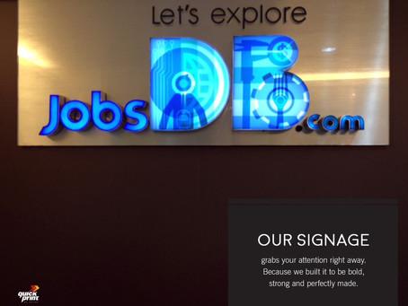 Keuntungan Acrylic Signage