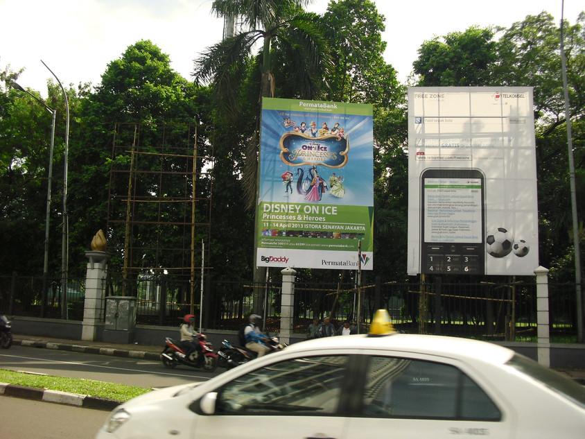 Baliho - Permata Bank by Quickprint