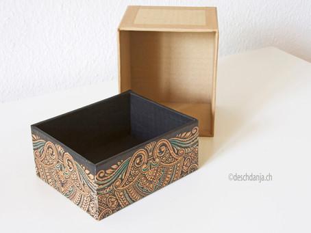 Cara Membuat Kotak dari Limbah Kardus