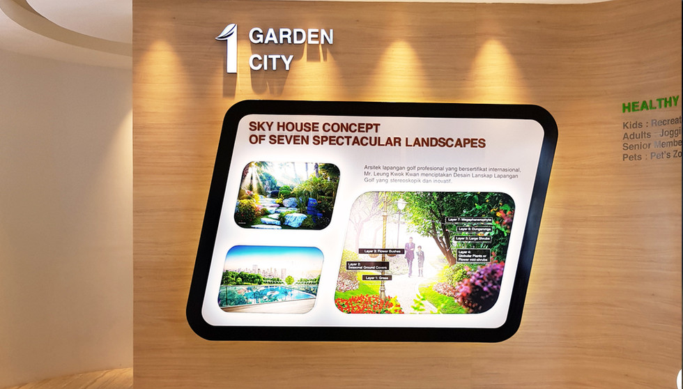 BSD Skyhouse Garden City Gallery