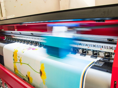 Digital Print Pada Spanduk