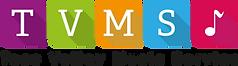 TVMS logo with text beneath