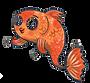 Stanley Goldfish illustration
