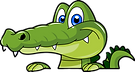 alligator cartoon drawing