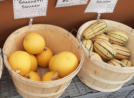 Farmer's Market 2020: Recap of the Season