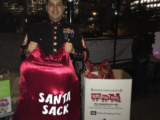Toys for Tots Drive - update