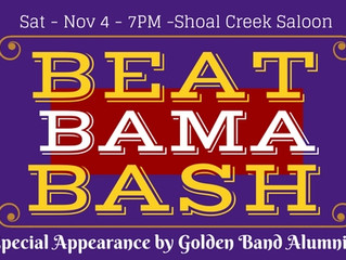 Beat Bama Bash raises spirits & scholarship funds!