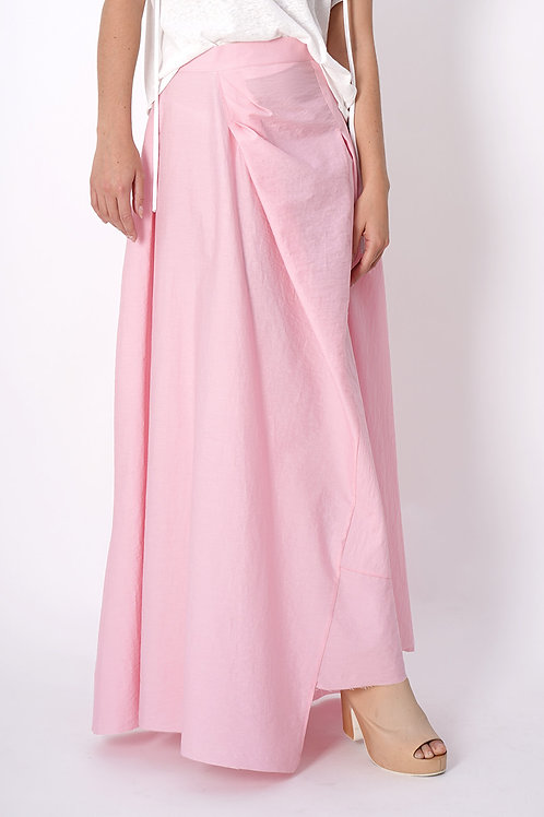 Long Skirt in Pink