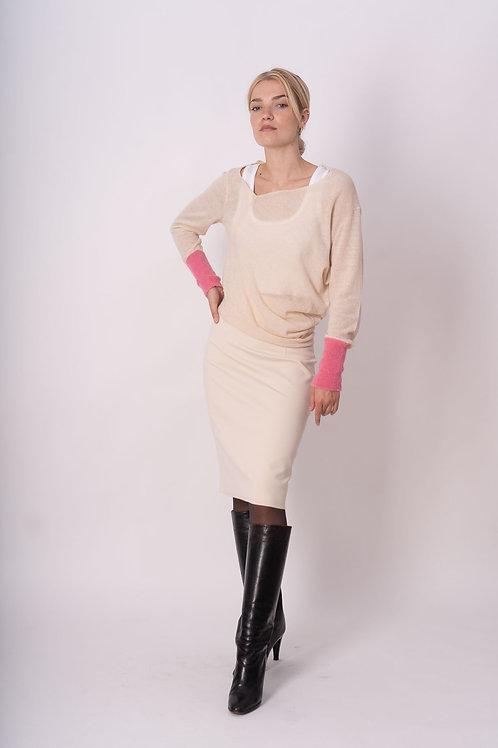 Skirt in Beige