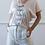 Thumbnail: Linnen pants in White