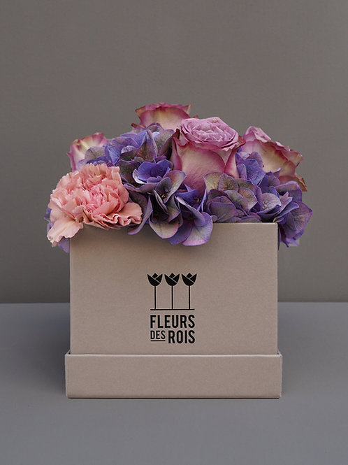 Boîte à Fleurs de Saison