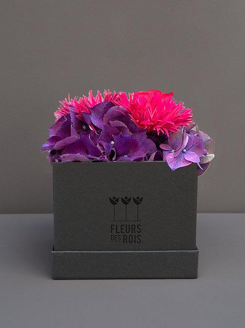 Boîte à Fleurs Pop Art