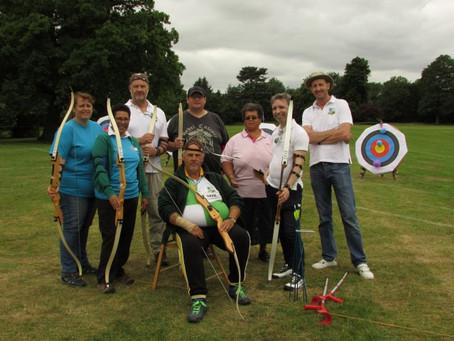 South Bucks Archery - Big Weekend