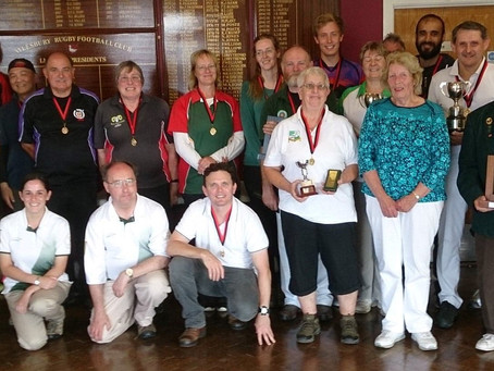 Bucks Outdoor Championships 19th August 2018 - Judges and medal winners