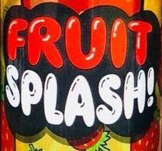 Fruit Splash E-Liquid - 50ml