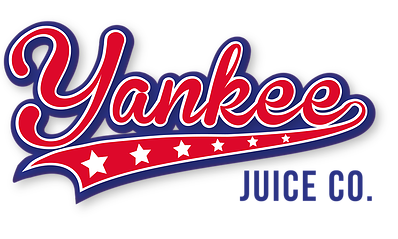 Yankee Juice Co E-Liquid - 50ml