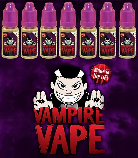 Vampire Vape E-Liquid - 10ml