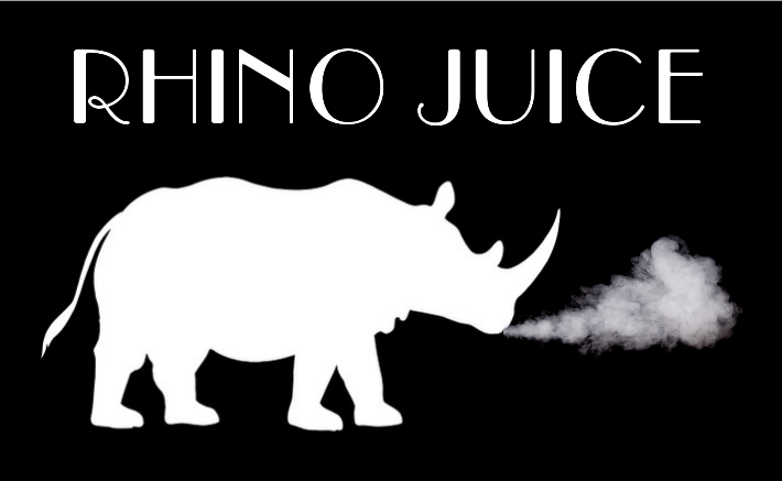 Rhino Juice E-Liquid - HIGH VG - 80/20