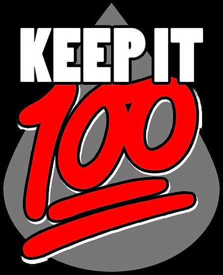 Keep It 100 E-Liquid - 100ml
