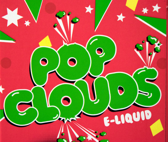 Pop Clouds E-Liquid - 100ml