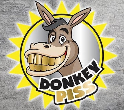 Donkey Piss E-Liquid - 50ml