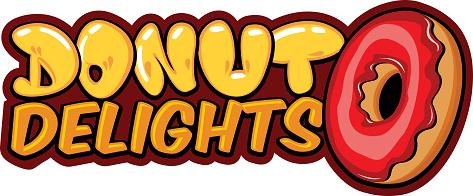 Donut Delights E-Liquid - 50ml