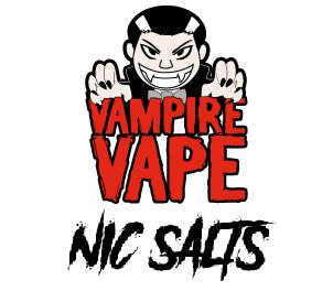 Vampire Vape Nic Salt E-Liquid - 10ml