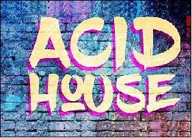 Acid House E-Liquid - 50ml