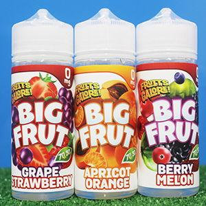 Big Frut E-Liquid - 100ml