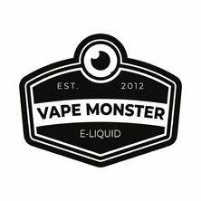 The Vape Monster E-Liquid - 100ml
