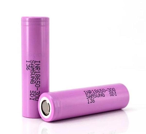 Samsung 30Q 18650 Battery - 3000mAh