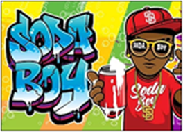 Soda Boy E-Liquid - 50ml